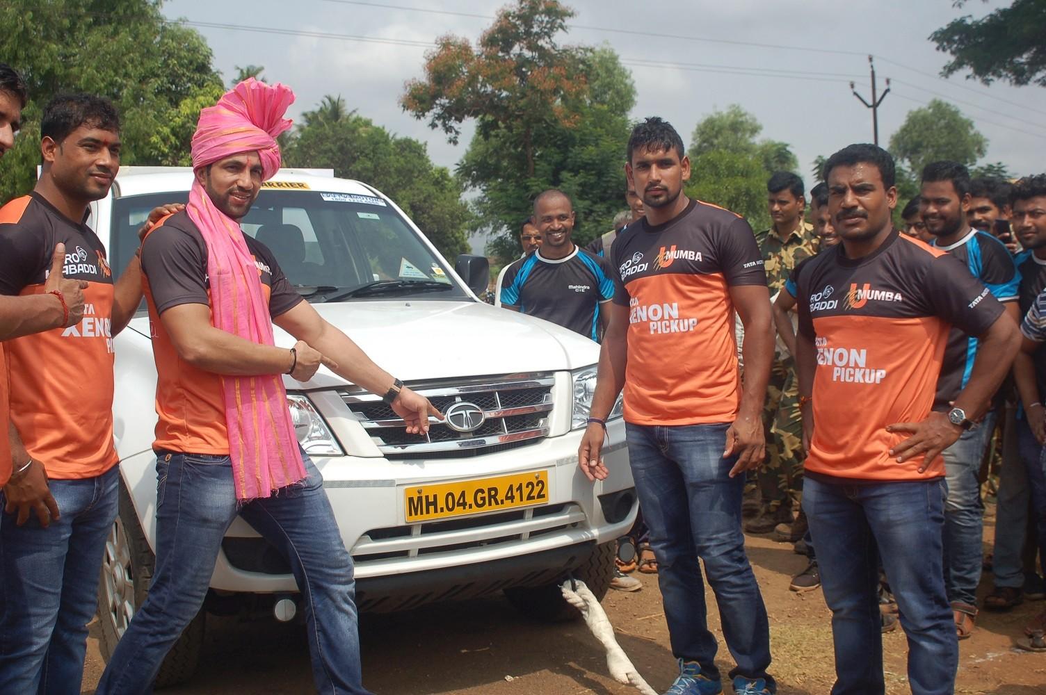 Tata Xenon - U-Mumba Pro Kabaddi team (2)