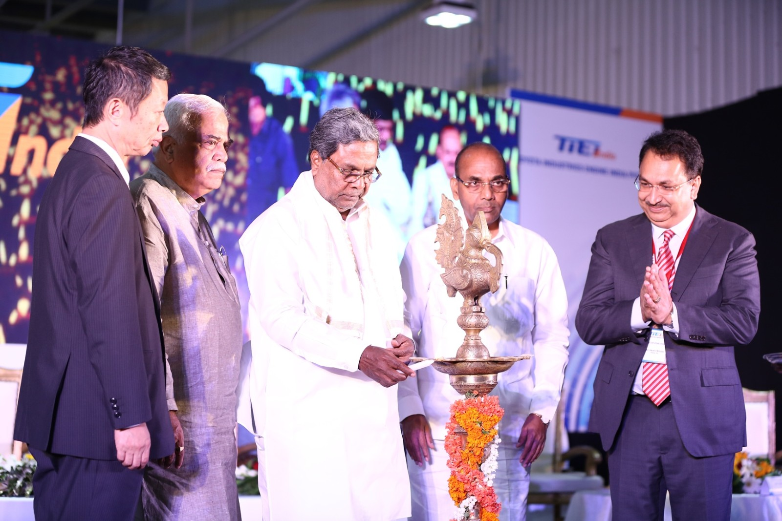 Toyota Industries Engine India - New Plant in Bangalore (2)