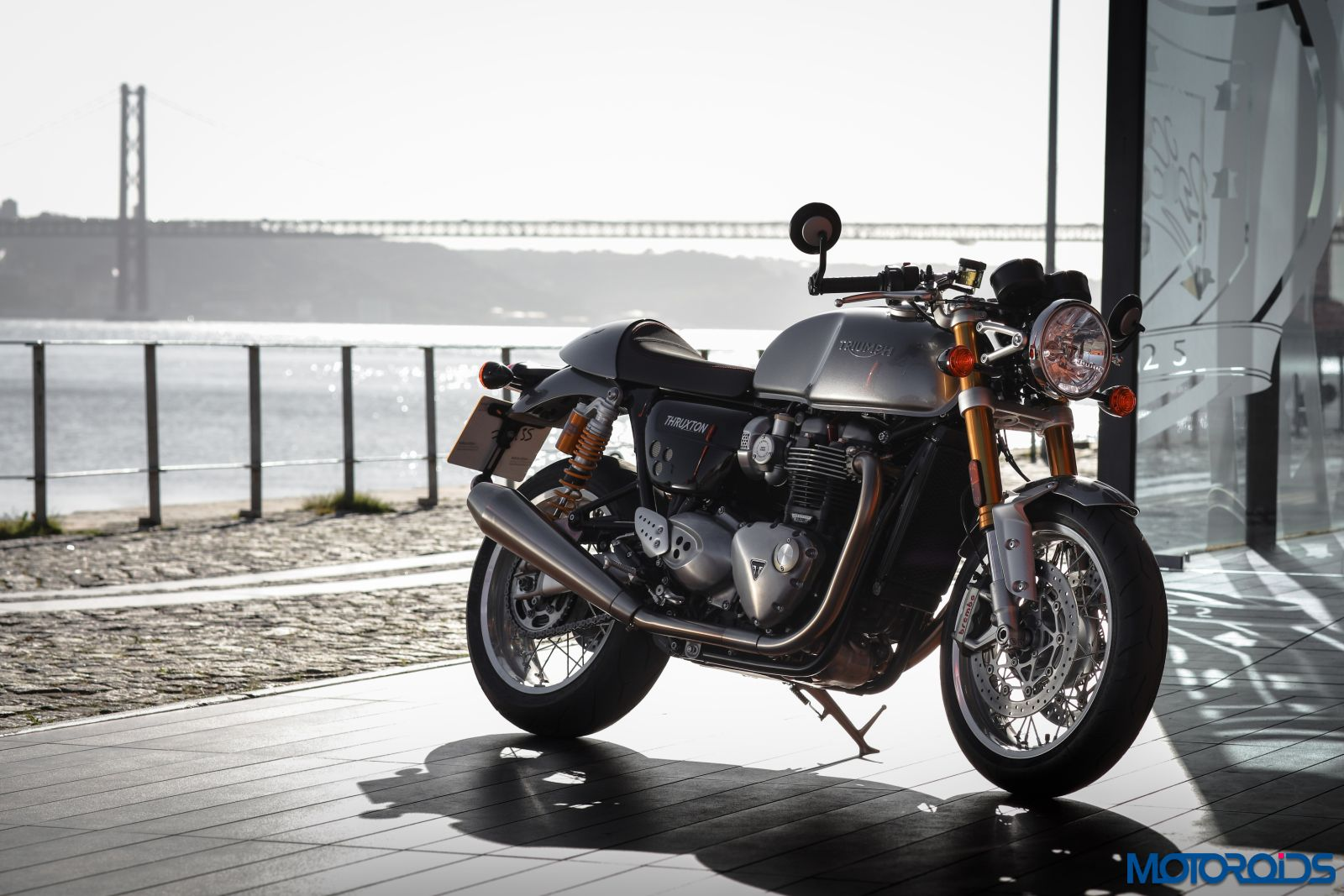 Triumph Motorcycles Thruxton R Launched In India Complete Details