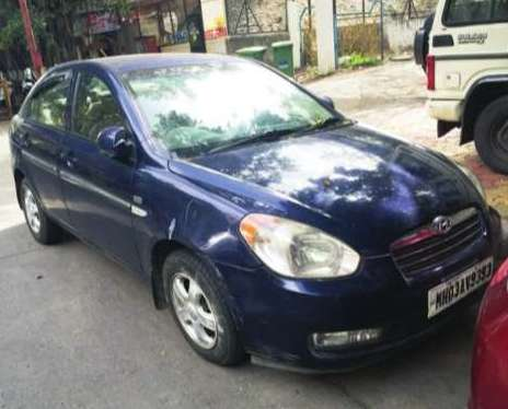 Worli Drunk driving Hyundai Verna