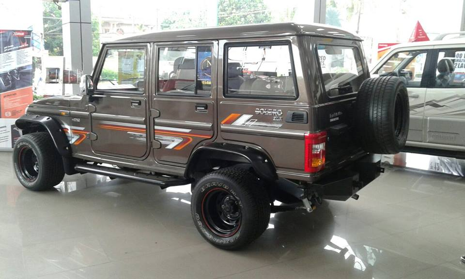 modified Mahindra Bolero (4)