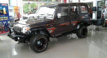modified Mahindra Bolero (5)