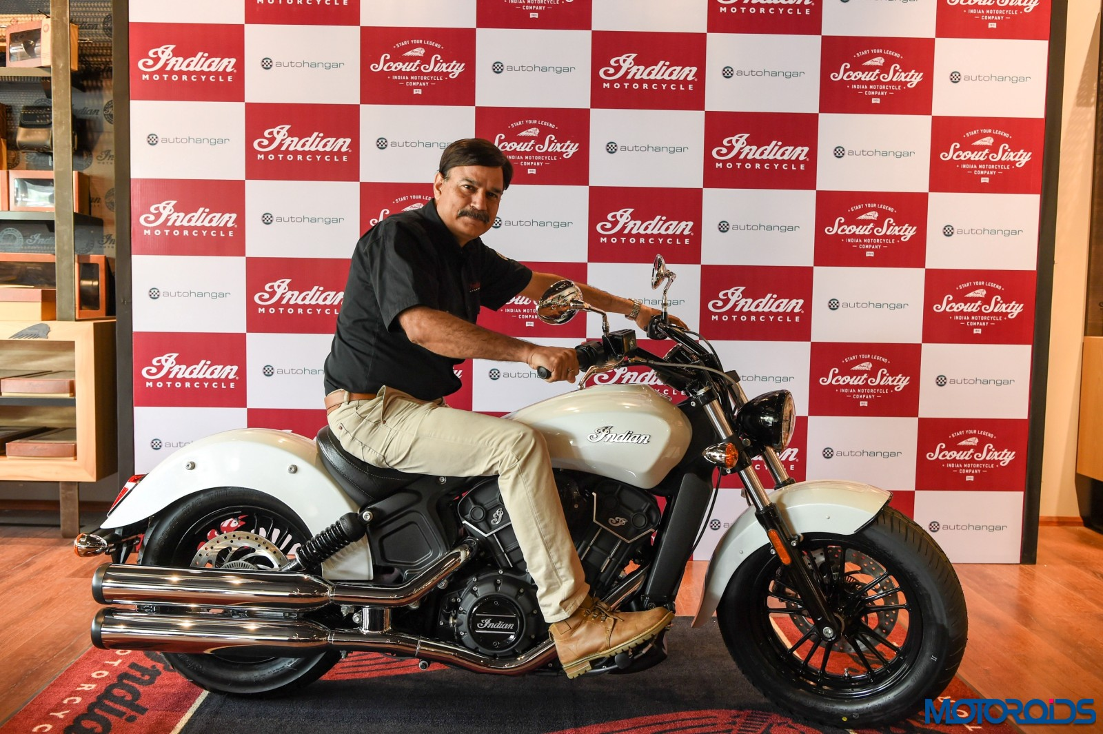 2016 Indian Scout Sixty from Indian Motorcycle launched in Mumbai (2)