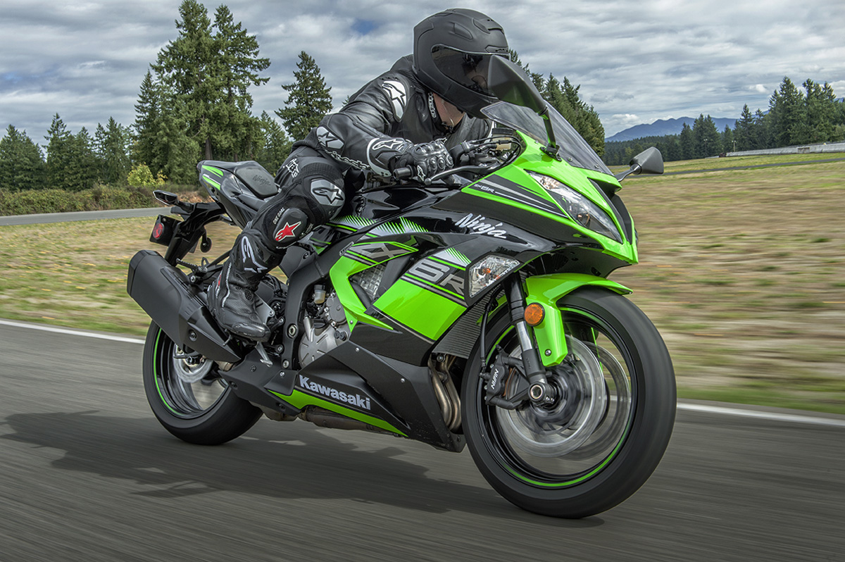 Kawasaki Ninja R Patent