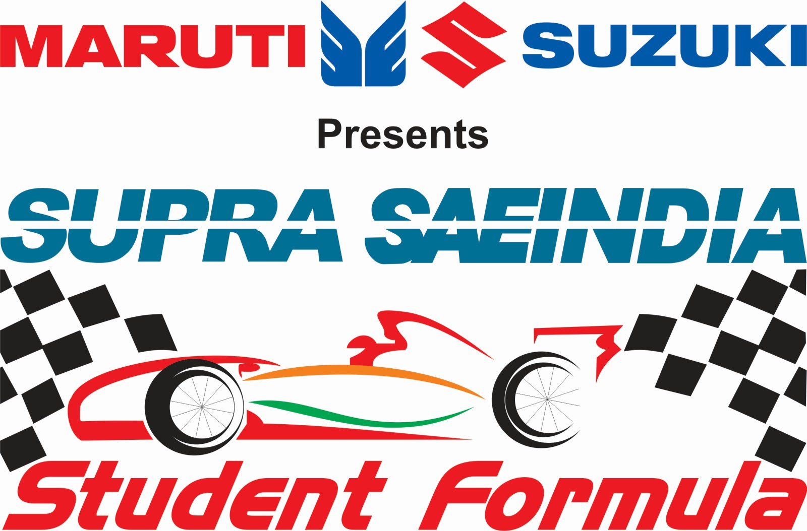 2016 SUPRA SAEINDIA flagged off at Buddh International Circuit (2)