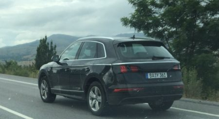India bound MY2017 Audi Q5 spied ahead of its global launch