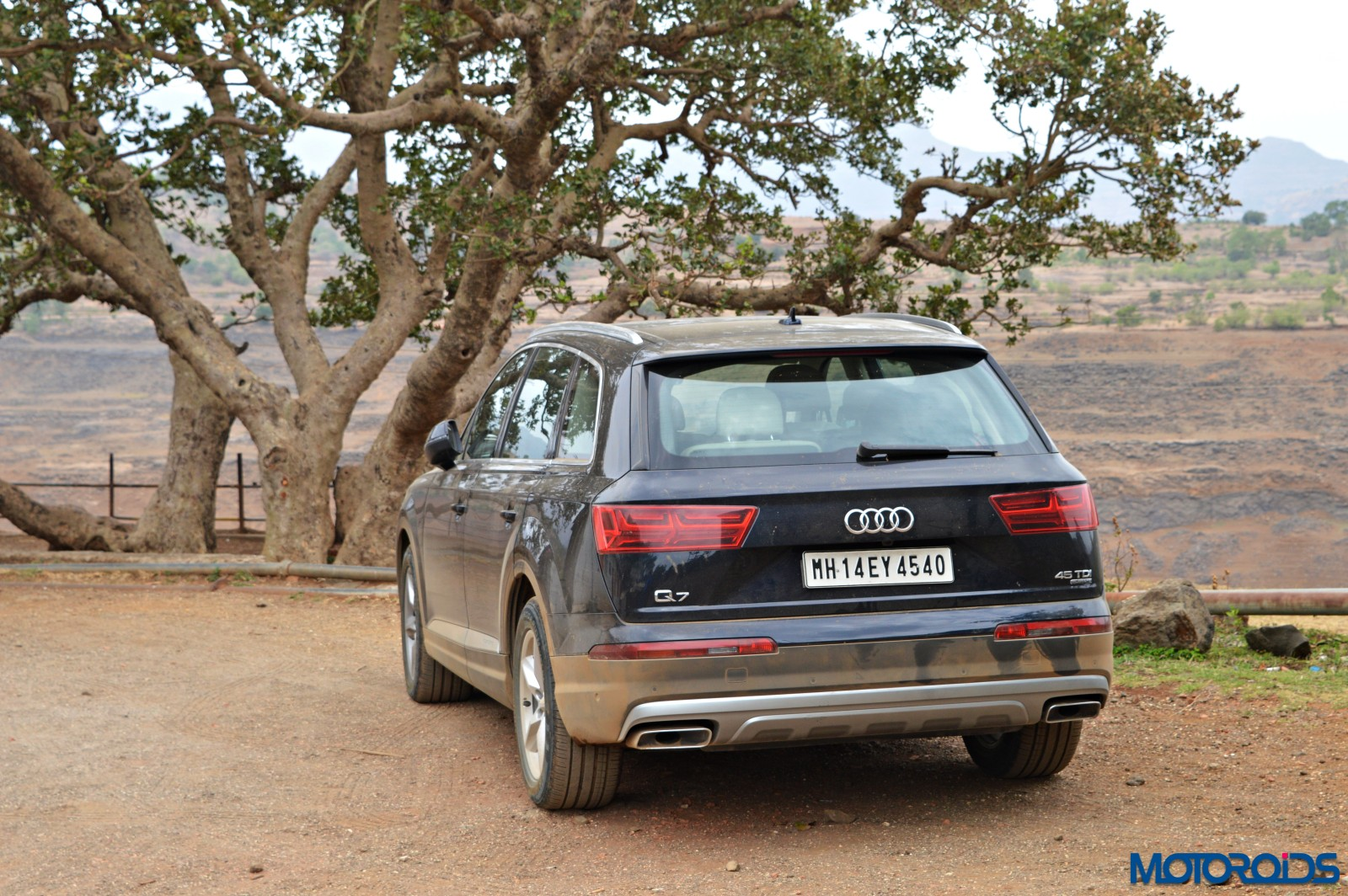 Audi Q7 - Weekend Travelogue (52)