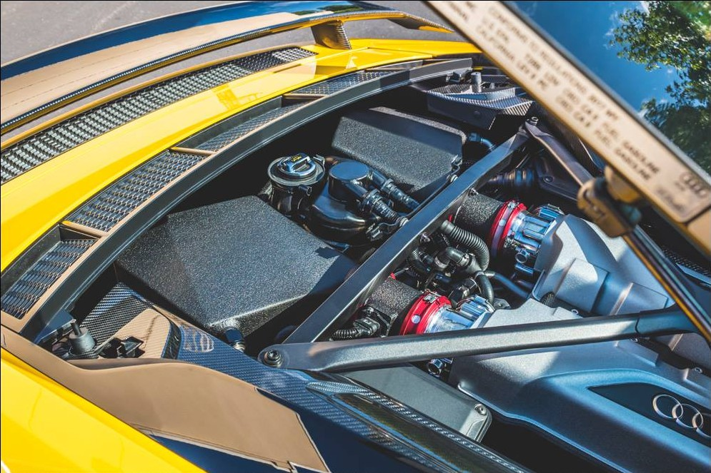 Audi R8 - Underground Racing (1)