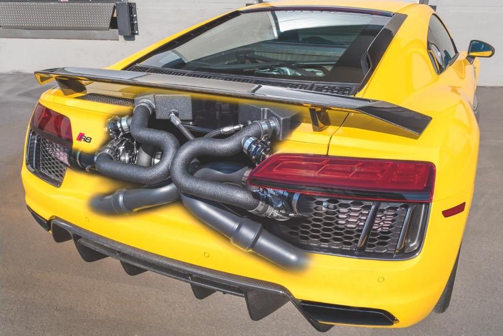 Audi R8 - Underground Racing (2)