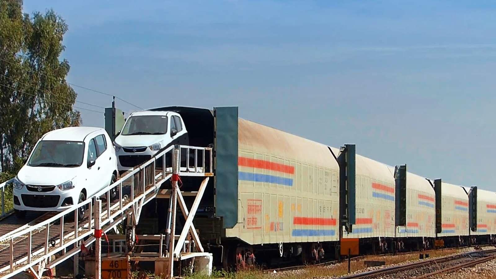 Auto Express train