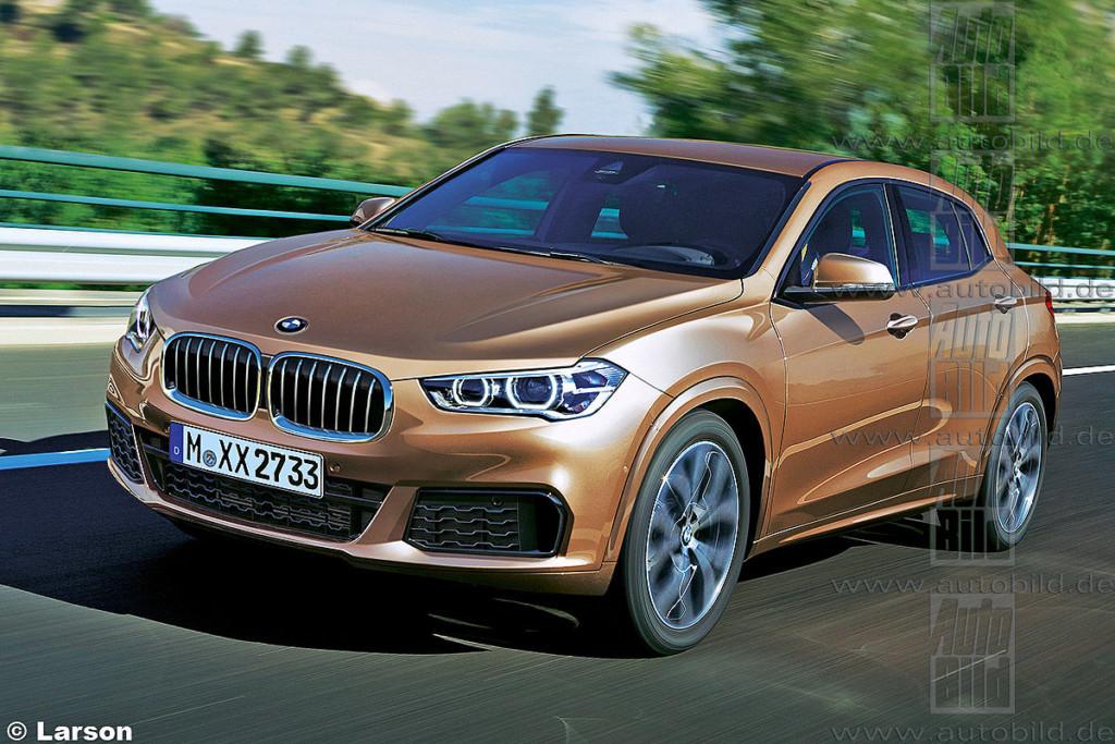 BMW X2 render (2)