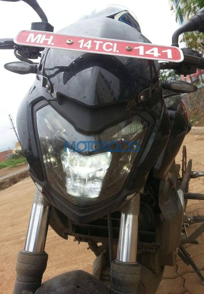 Bajaj Pulsar CS400 undisguised (2)