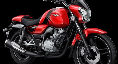 Bajaj V15 Heroic Red