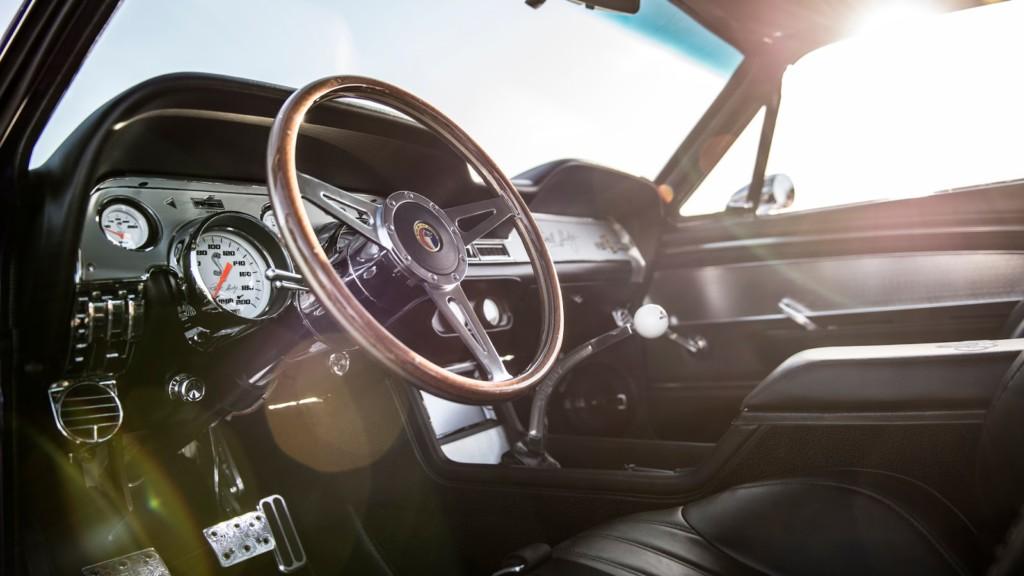Classic Restorations Blurple Shelby GT500CR (28)