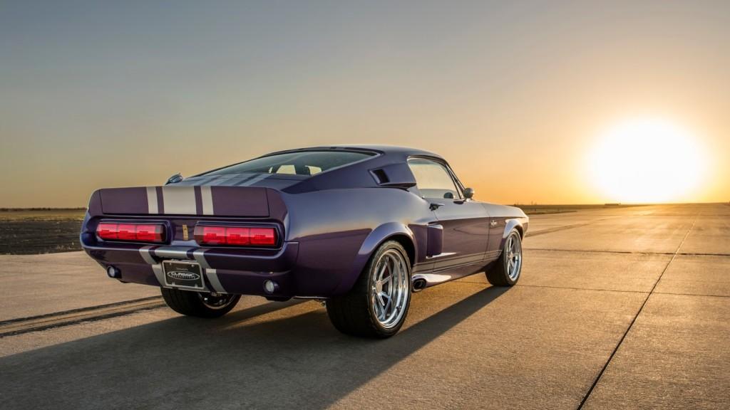 Classic Restorations Blurple Shelby GT500CR (9)