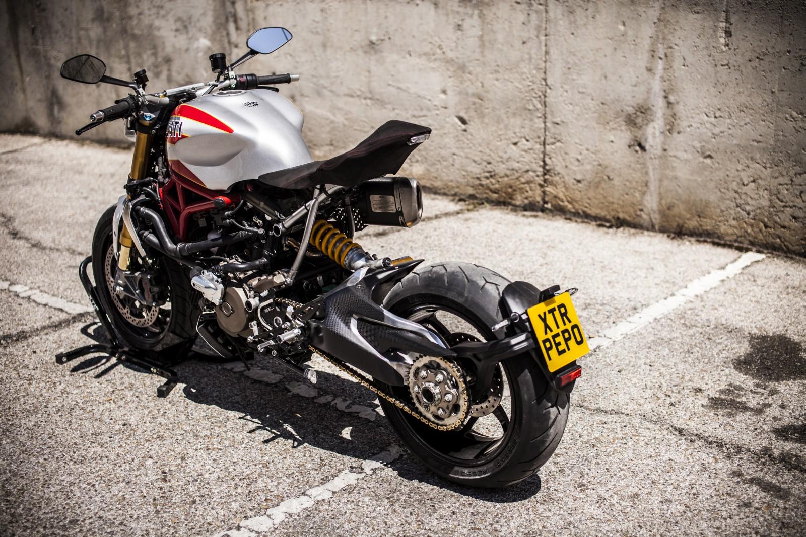Customised Ducati Monster 1200 - XTR Pepo Siluro (9)