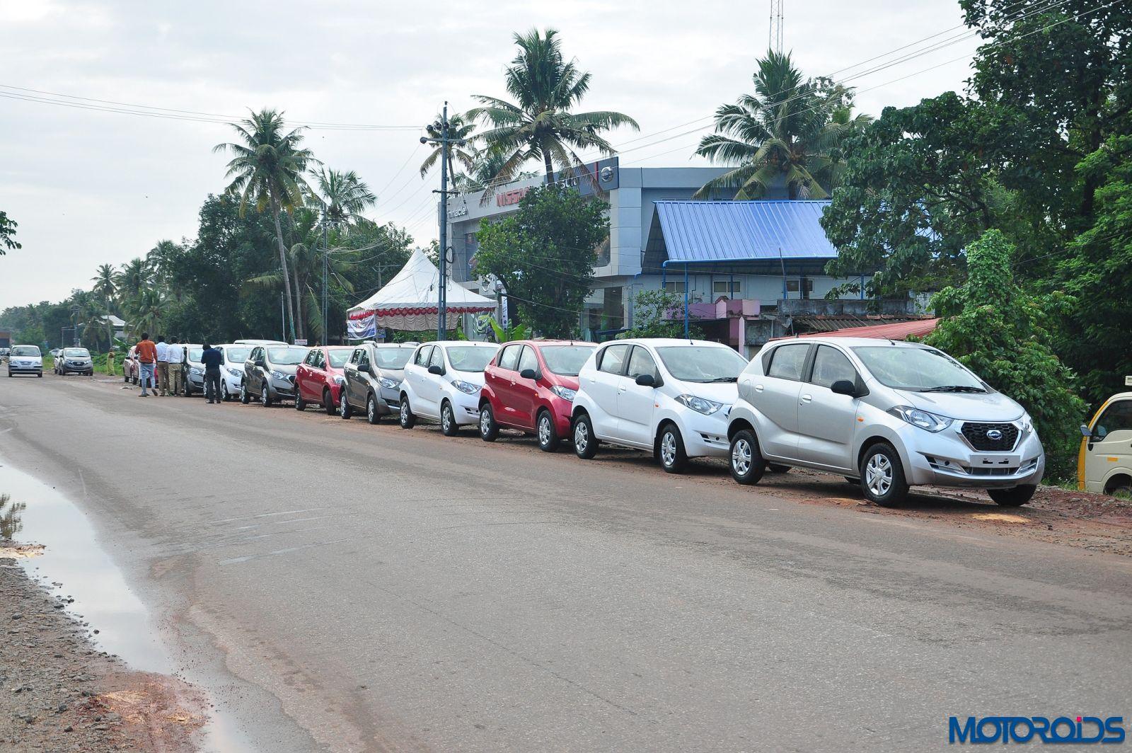 Datsun redi-Go 50 units delivered (2)