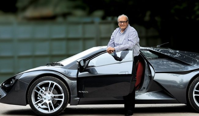 Must Read How Dilip Chhabria Became India S Top Car Designer From A Commerce Graduate Motoroids