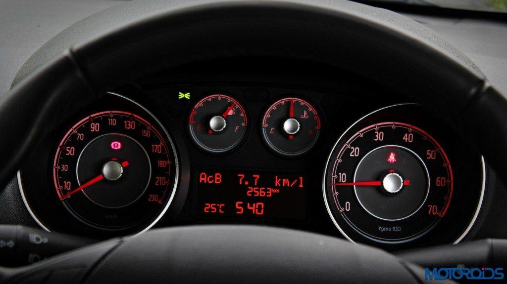 Fiat Linea 125S details (5)