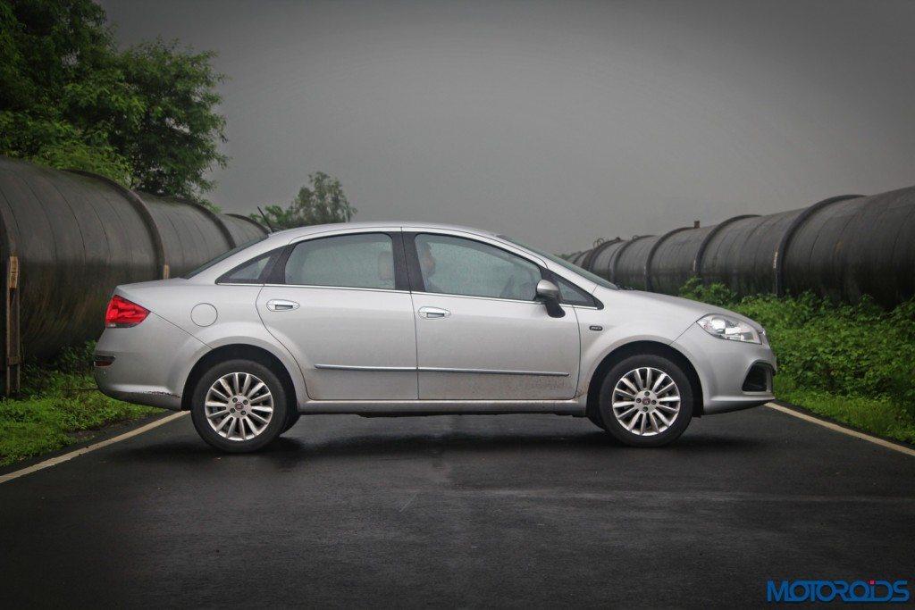 Fiat Linea 125S silver (1)