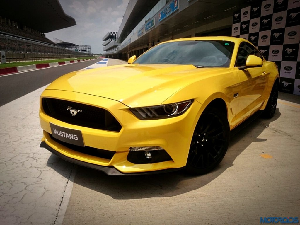 Ford Mustang India (37)