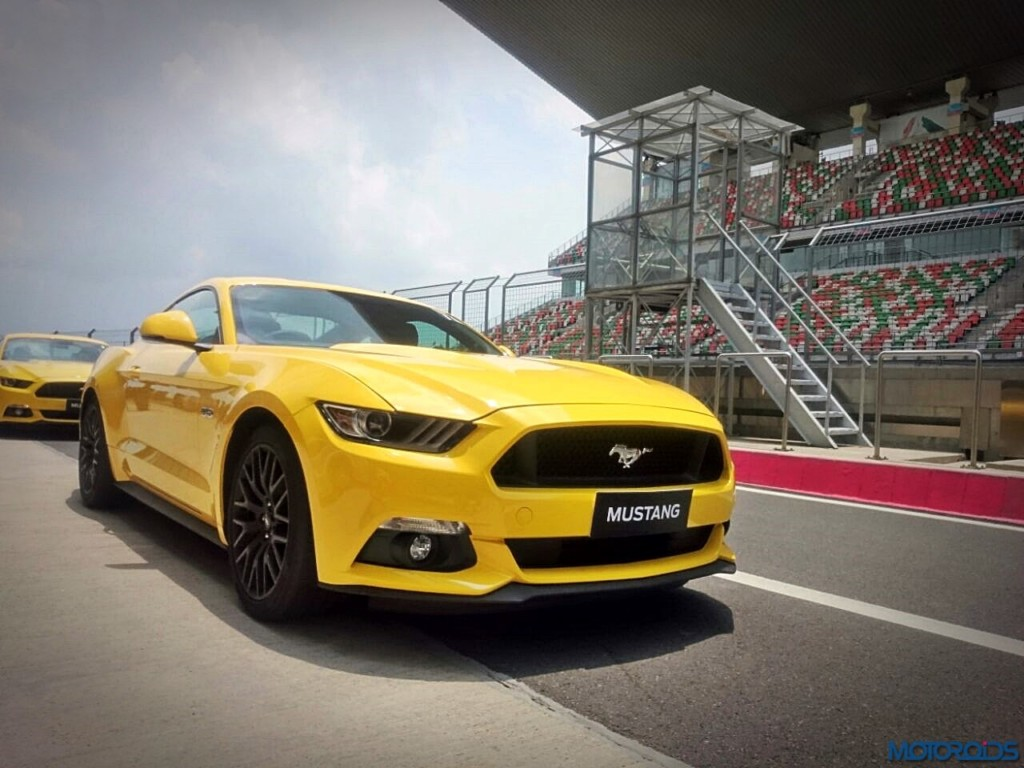 Ford Mustang India (5)