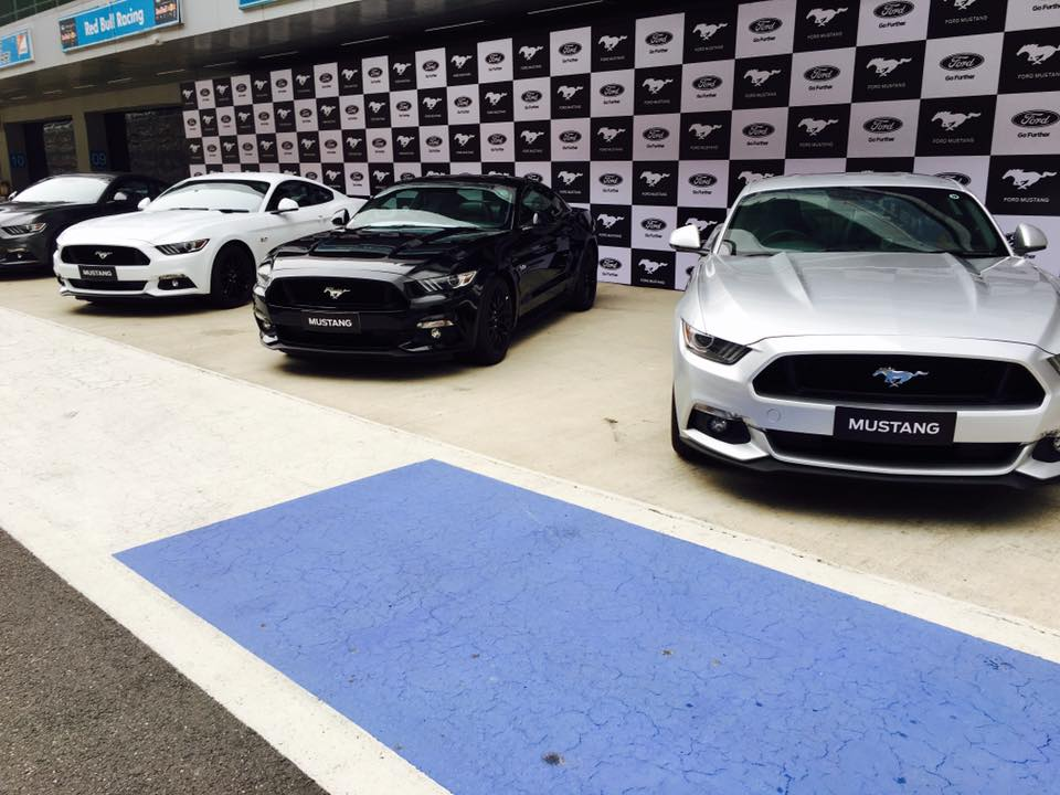 Ford Mustang India launch (11)