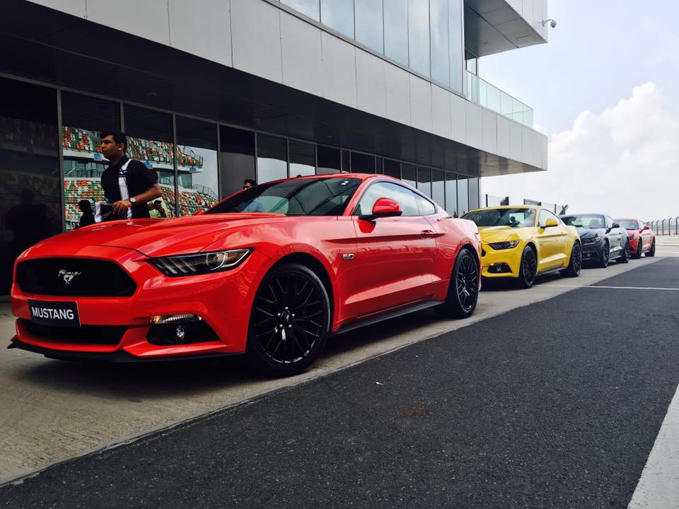 Ford Mustang India launch (15)