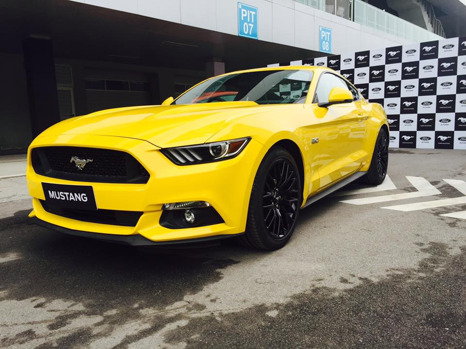 Official Ford Mustang Launched In India Prices Start At Inr  Lakh Motoroids