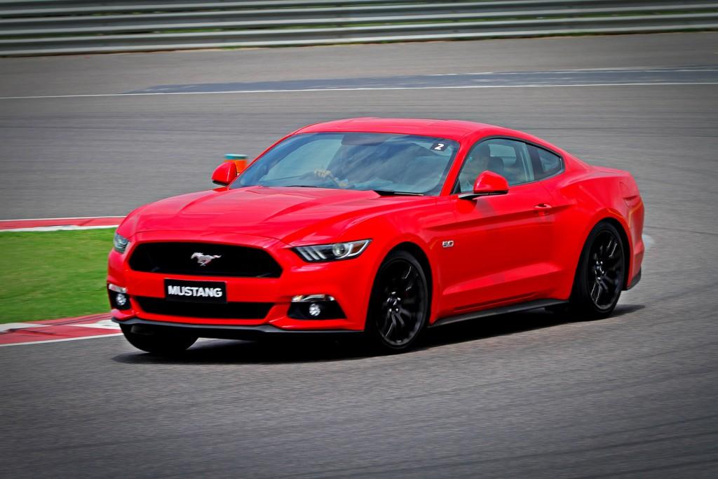 Ford Mustang Motoroids (5)