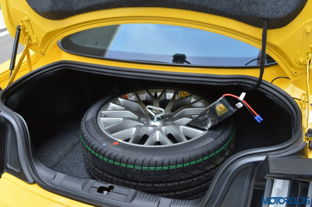 Ford Mustang Track Review India (17)