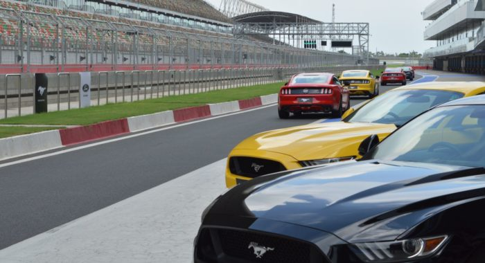 You may now bid for an ORIX self-drive Supercar experience at the BIC for Rs. 100