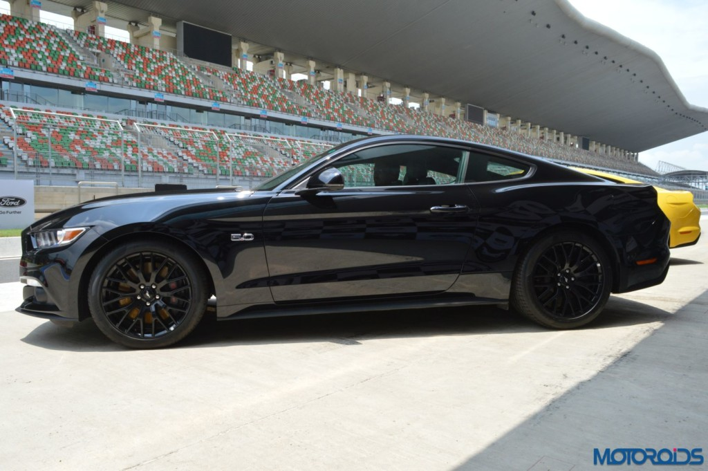 Ford Mustang Track Review India (52)