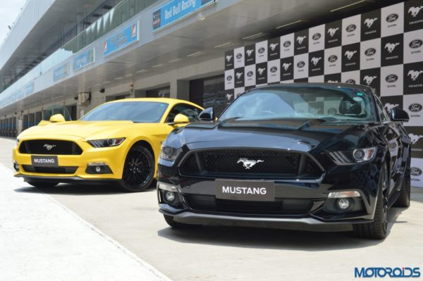 Ford Mustang Track Review India (55)