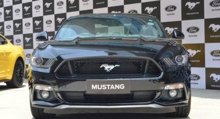 Ford Mustang Track Review India (56)