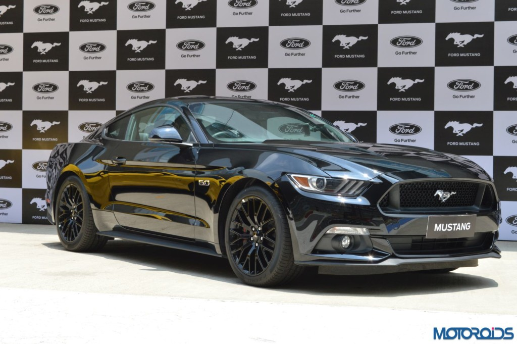 Ford Mustang Track Review India (57)