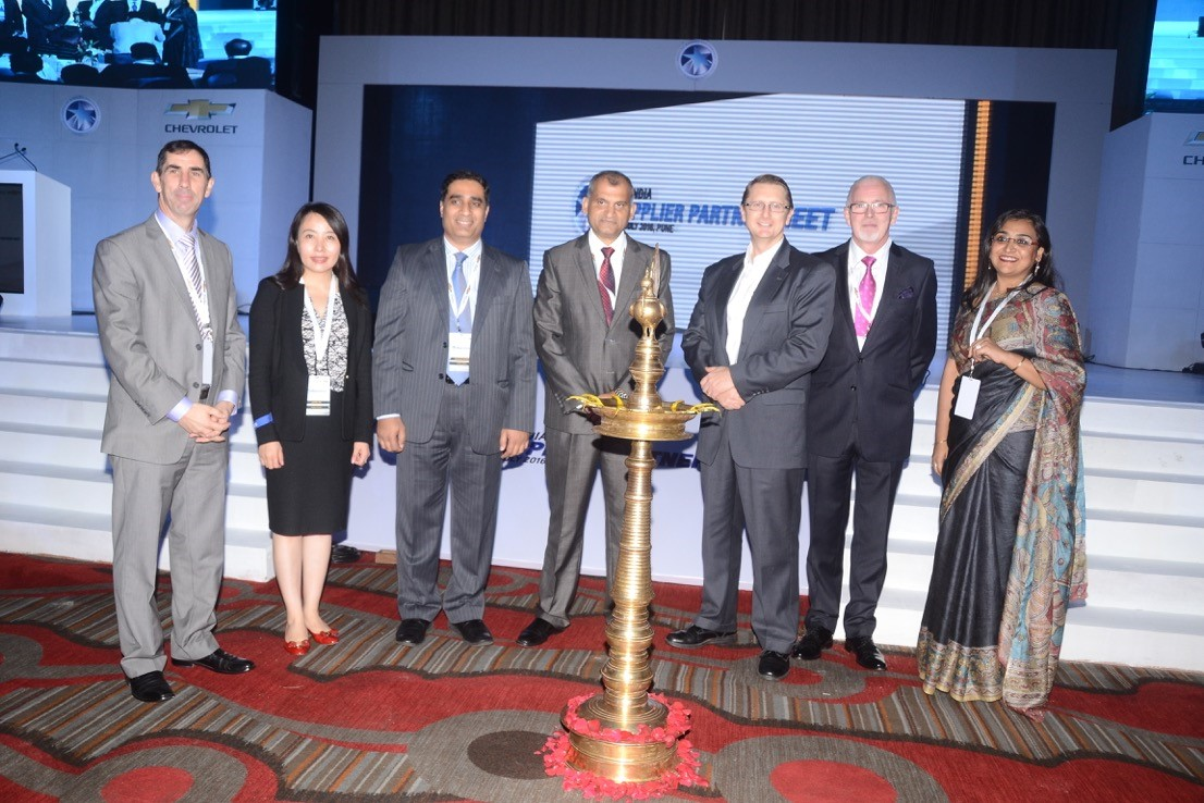 General Motors India conducts annual supplier excellence awards ceremony
