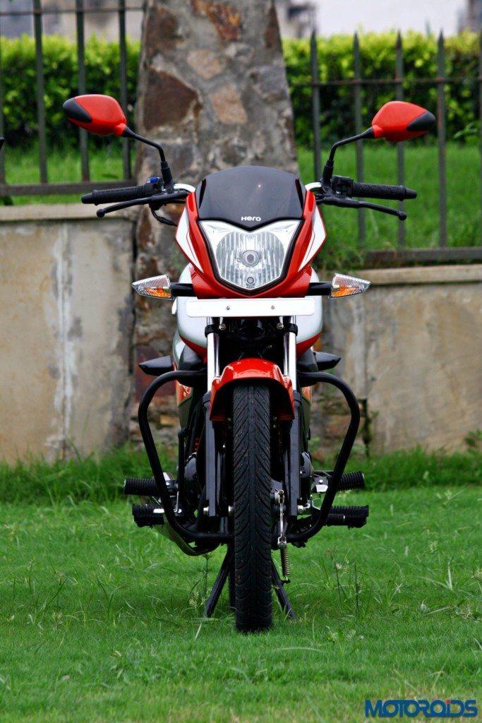 Hero MotoCorp Splendor 110 iSmart (155)