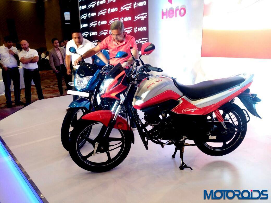 Hero MotoCorp Splendor iSmart 110 (19)