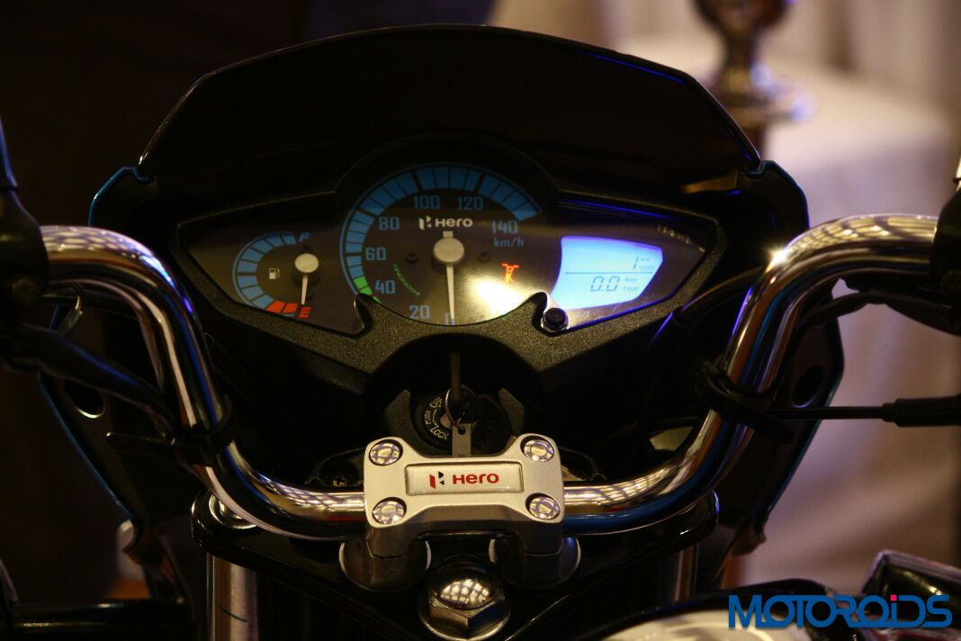 Hero MotoCorp Splendor iSmart 110 (3)