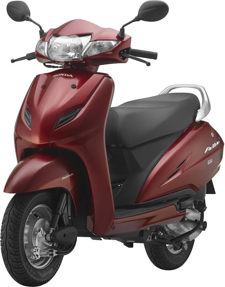 Honda Activa largest selling two wheeler India