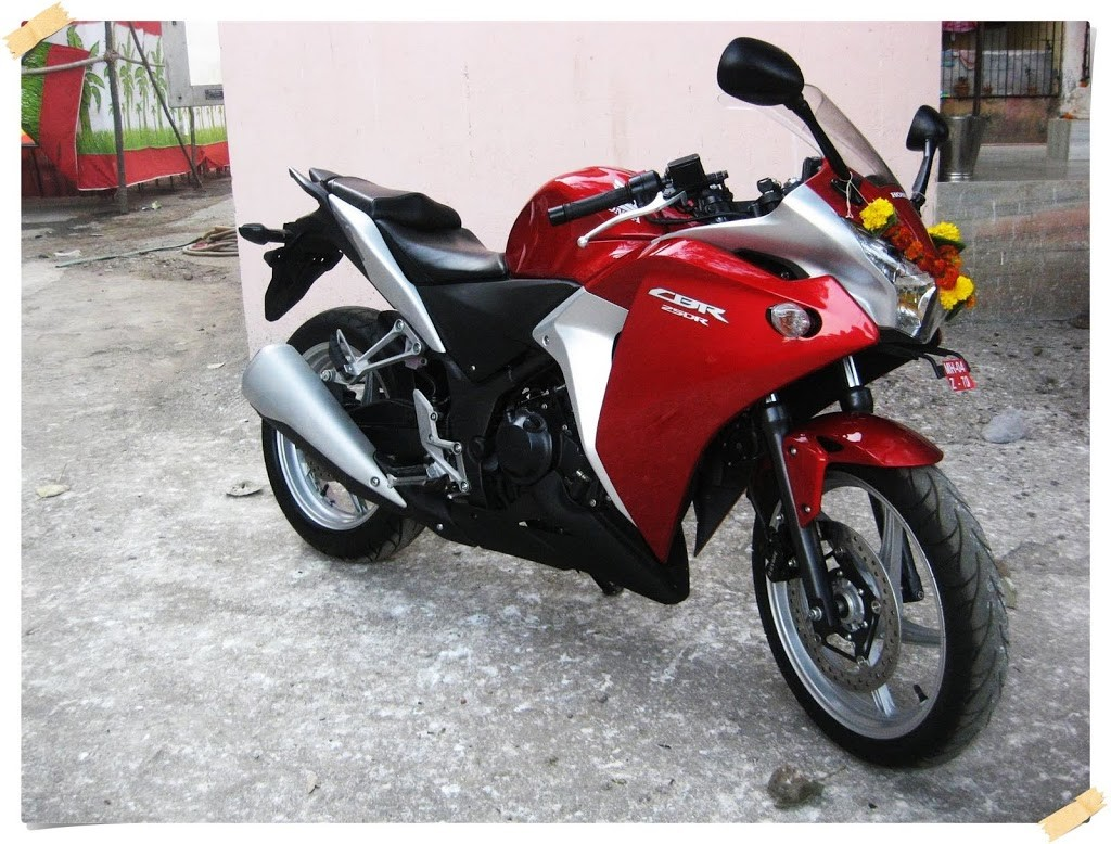 Honda CBR250R 1.25 lakh km long term ownership (45)