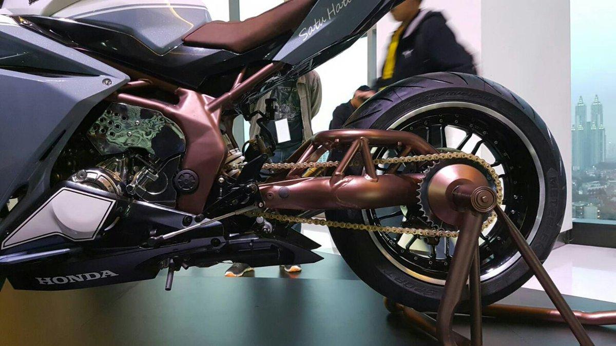 Honda CBR250RR - Customised - 2