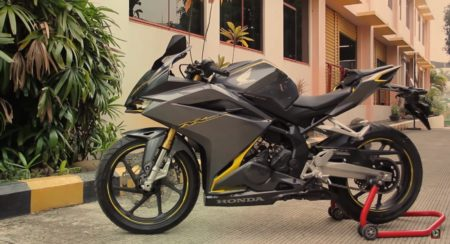 Honda CBR250RR - First Impressions - 2