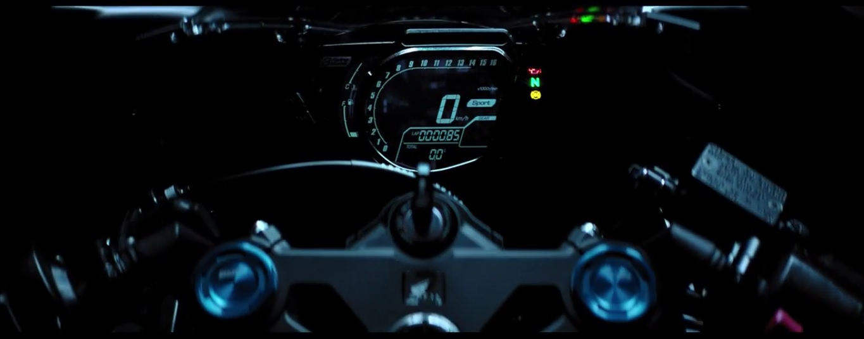 Honda CBR250RR - Instrument Cluster