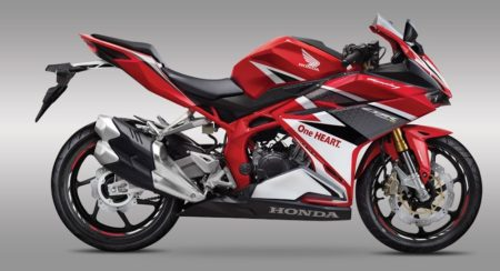 Honda CBR250RR - Official Images - 1