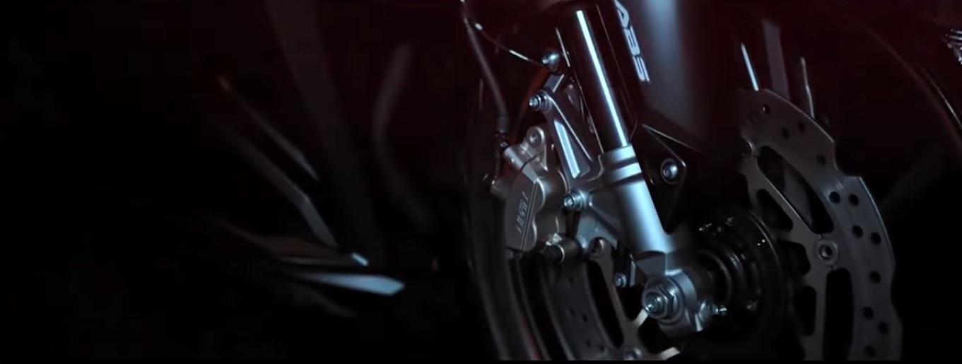 Honda CBR250RR Teaser - New (3)