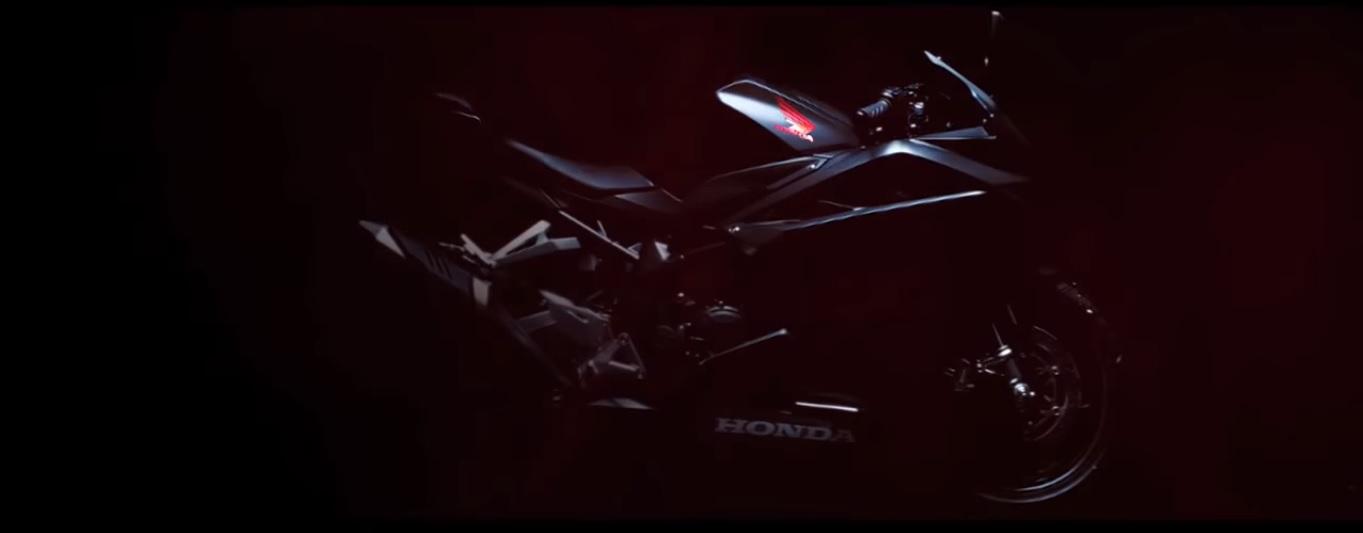 Honda CBR250RR Teaser - New (4)