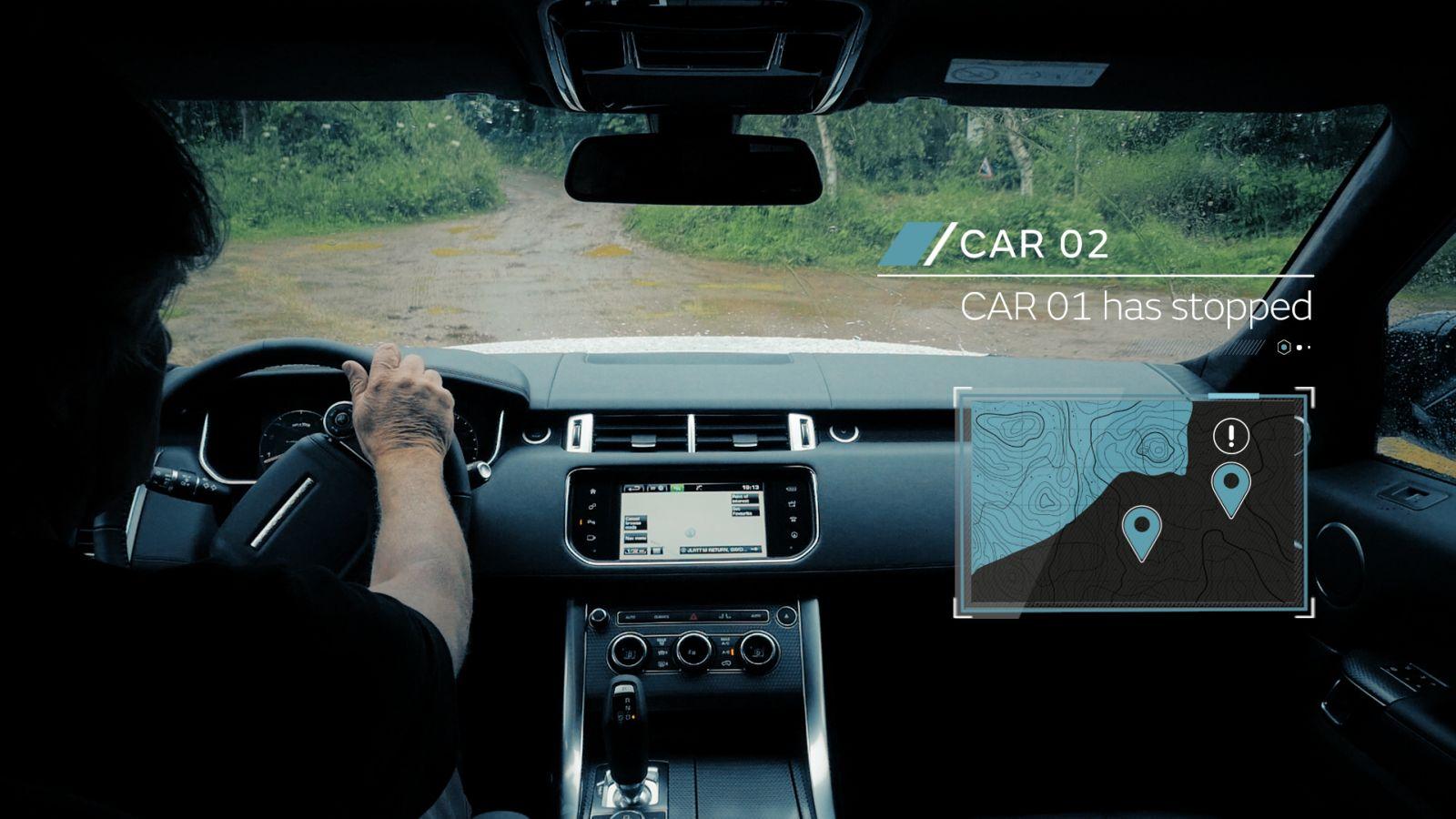 Jaguar Land Rover - autonomous driving on any terrain (2)