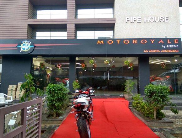 MV Agusta India Ahmedabad